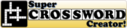 Super Crossword Creator Logo